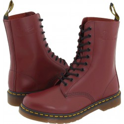 Dr. Martens 1490 Boot CERRY RED 10 ЛЮВЕРСОВ